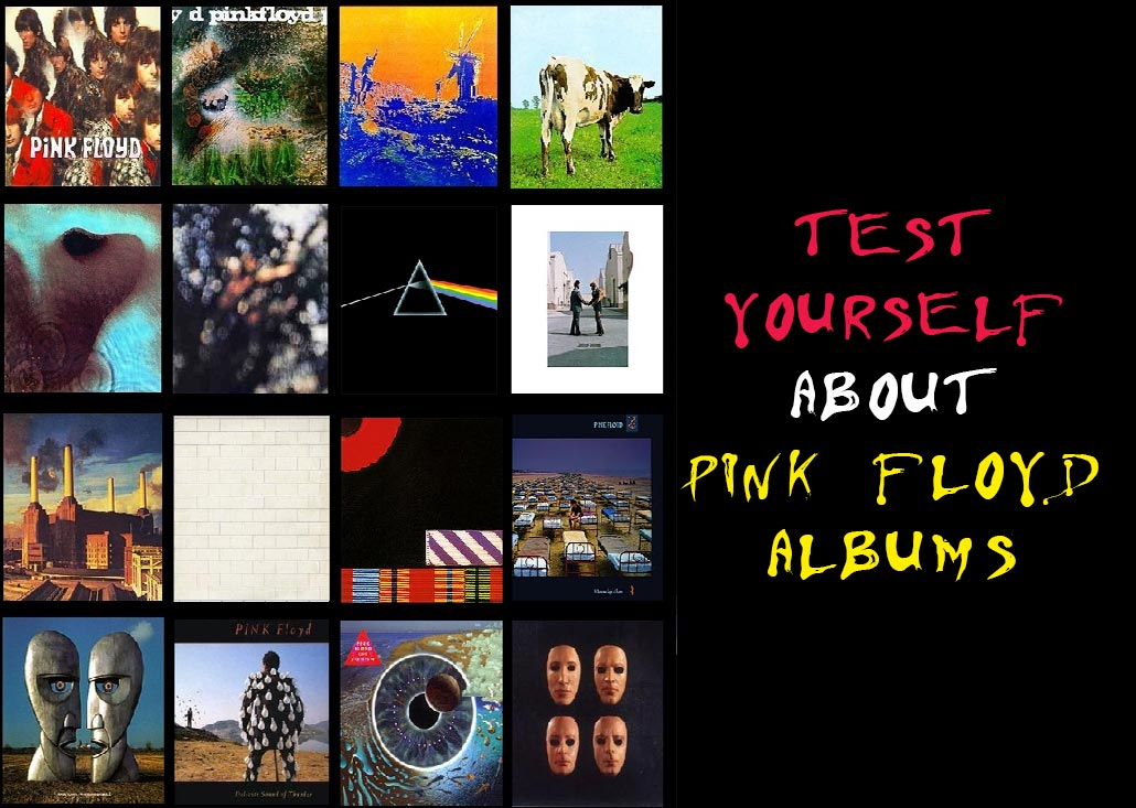 Quiz: How well do you know Pink Floyd's Albums?