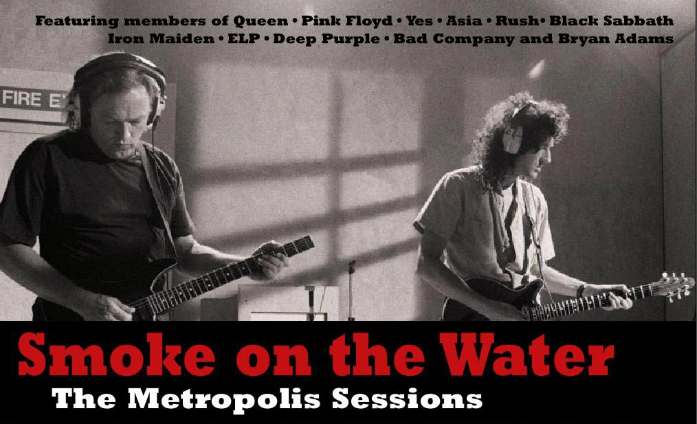 Smoke on the Water: Featuring Pink Floyd, Deep Purple, Queen, Black Sabbath, Yes, Rush…