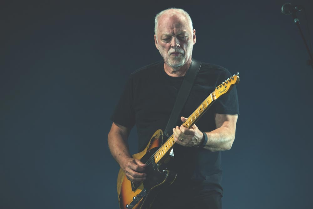 Beatles Ballad 'Here, There and Everywhere' Cover by David Gilmour