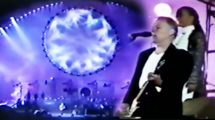 """Pink Floyd Encores LAST Tour With """"Hey You"""" And It Will Leave You Breathless"""