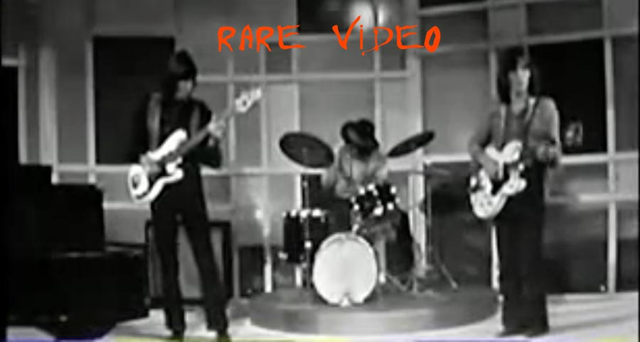 "Pink Floyd, ""Let There Be More Light"" Very Rare 60'S Video Record"