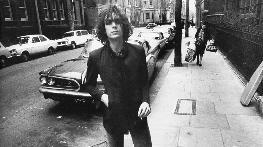 In Memory of Syd Barret: 10th anniversary of Pink Floyd star's death