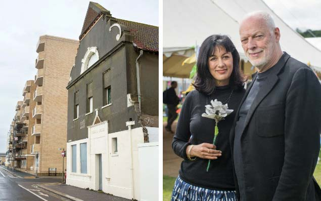 Pink Floyd Frontman Gilmour Angers Neighbours With Plans to Demolish Bathhouse