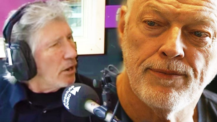 "Roger Waters Explains The Shocking Truth Behind Him And David Gilmour's Feud Over Legendary Song ""Comfortably Numb"""