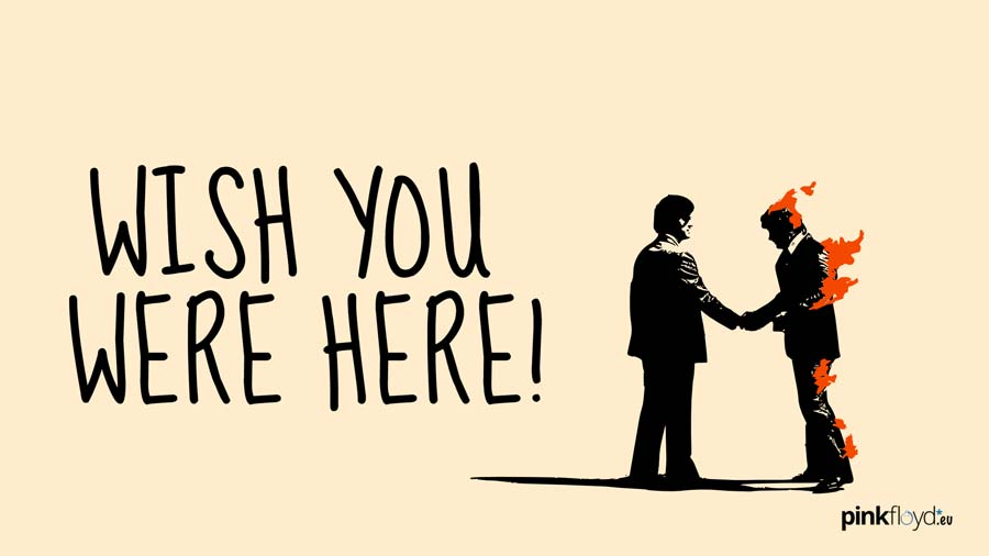"""Watch This Amazing """"Wish You Were Here Cover"""" – He Gives A New Perspective to The Song!"""