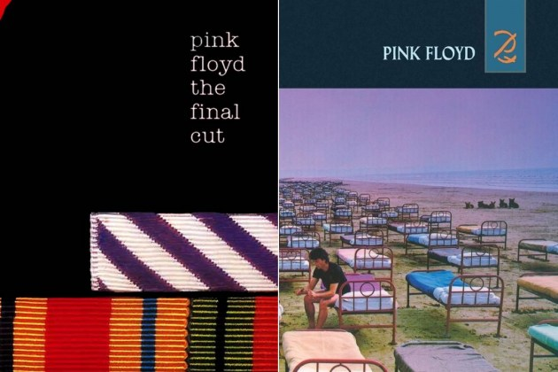 "Pink Floyd to Reissue ""Final Cut"" and ""Momentary Lapse of Reason"" on vinyl Edition"