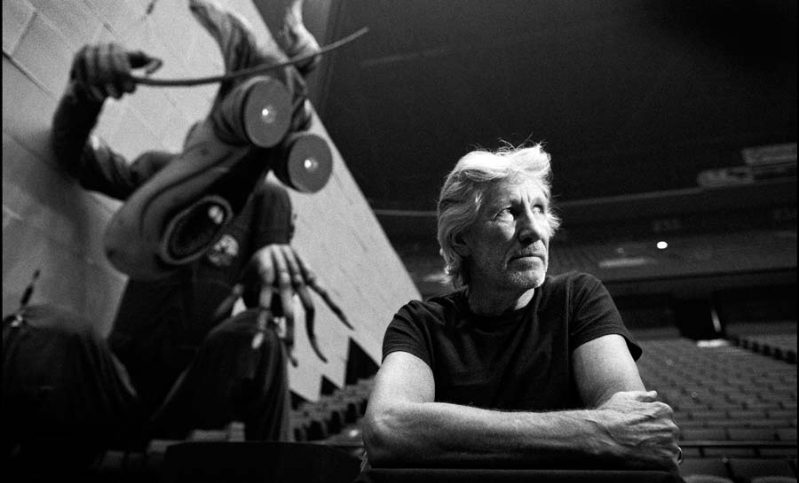 "Going over ""The Wall,"" And Digging Into Pink Floyd Former Bassist Roger Waters"