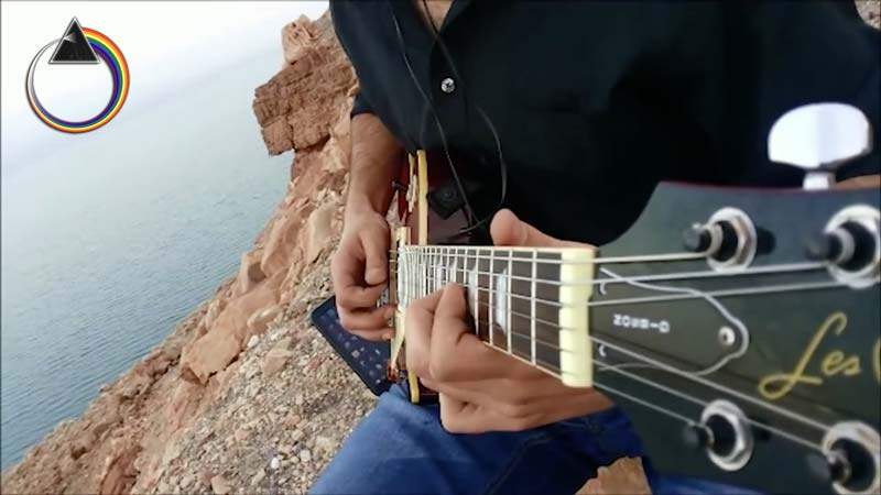 """Watch, Pink Floyd's """"Coming Back To Life"""" Cover at DeadSea – Like A Dream!"""