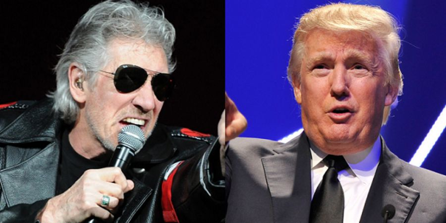 "Watch: Roger Waters Debuts Anti-Trump Presentation of ""Pigs (Three Different Ones)"" During Tour Rehearsal"