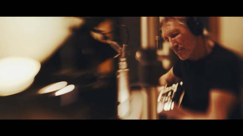 Roger Waters Shares New Studio Video From Upcoming Album – Watch It!