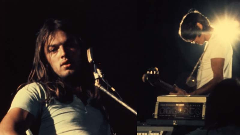 """Watch 1970 RARE Live Performance Of  Pink Floyd's """"Atom Heart Mother"""""""