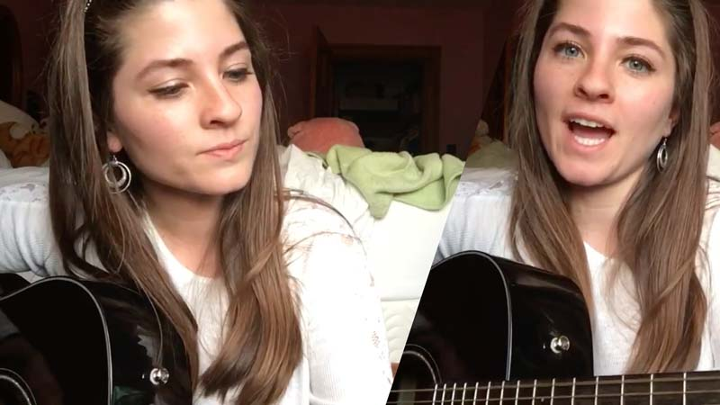 Watch One of Pink Floyd's Earlier Songs Cover by Rachel Miel