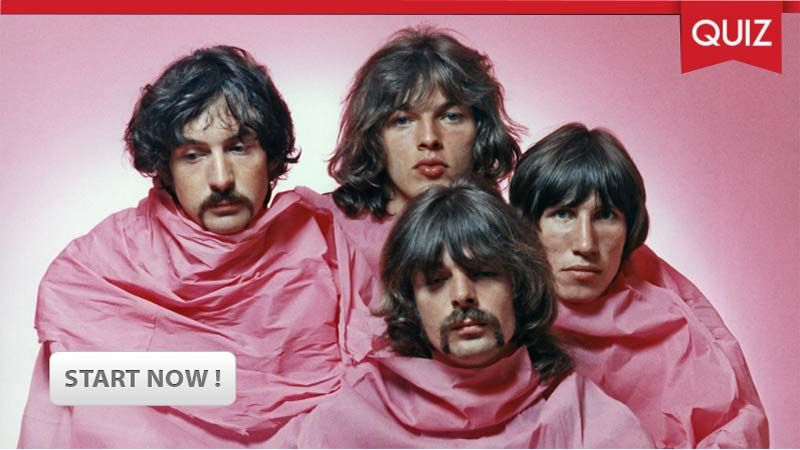 "Quiz Of The Day: ""Test Your Pink Floyd Knowledge"""