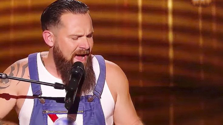 """Watch: Contestant Puts Southern Twist On Pink Floyd's """"Another Brick In The Wall"""" And Makes Every Judge Hit Their Button"""