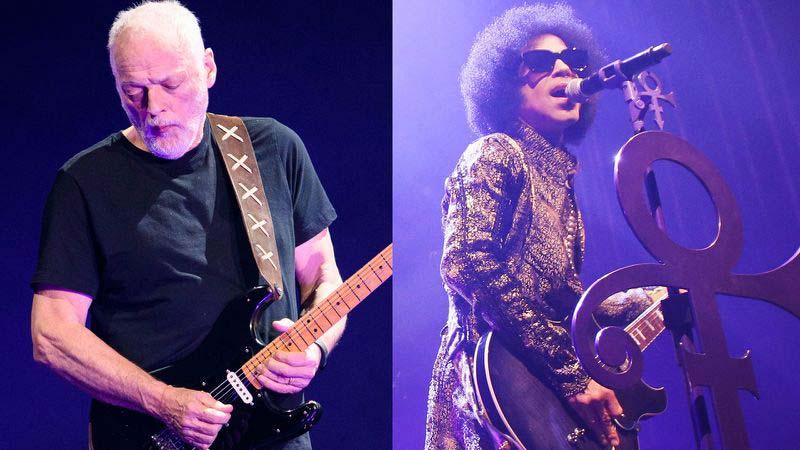 Watch: David Gilmour & Tom Jones Perform Prince's 'Purple Rain' – Amazin Solo From Gilmour