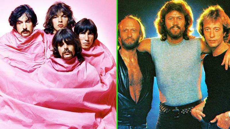 Watch: A Mashup Of Pink Floyd And The Bee Gees Surfaces, And It's The Funkiest Thing You Will Ever Hear!