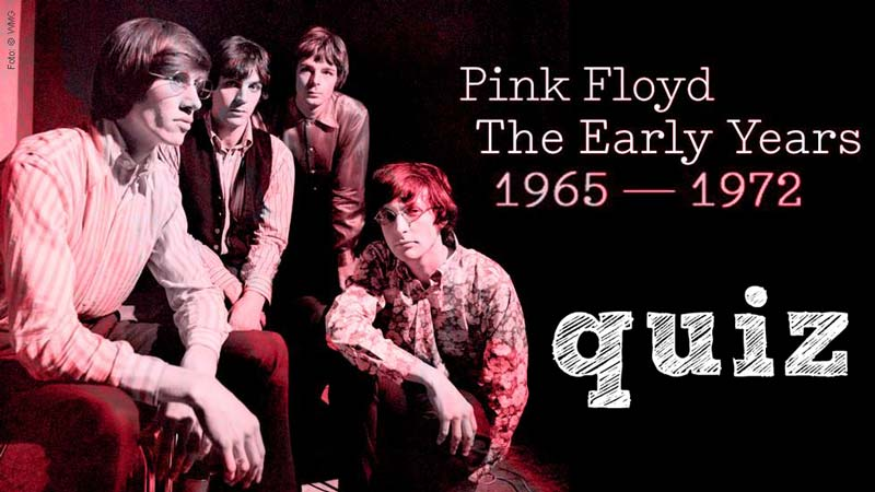 QUIZ: How well do you know Pink Floyd's Early Years?