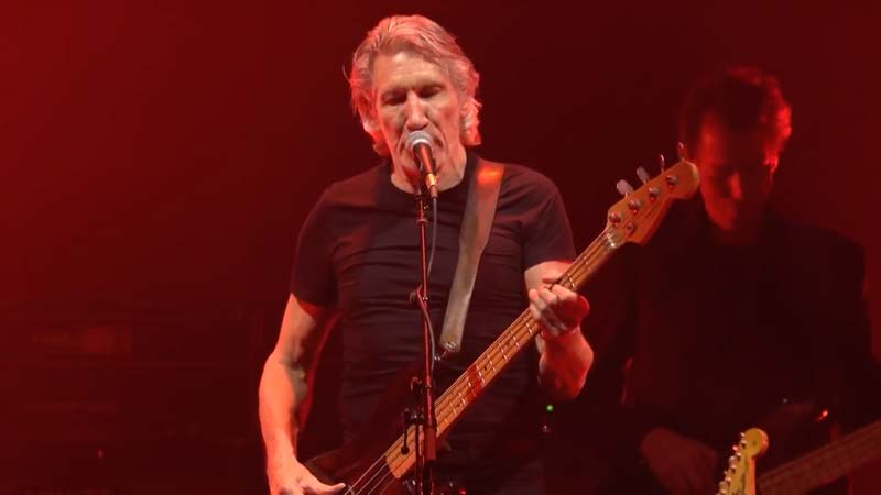 "Watch, Roger Waters' Latest ""Another Brick In The Wall"" Performance"