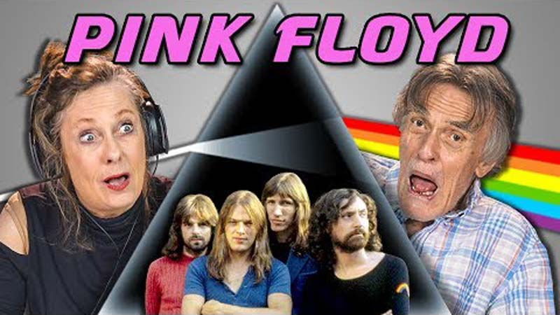 Watch These Senior Citizens React to Pink Floyd Songs (VIDEO)
