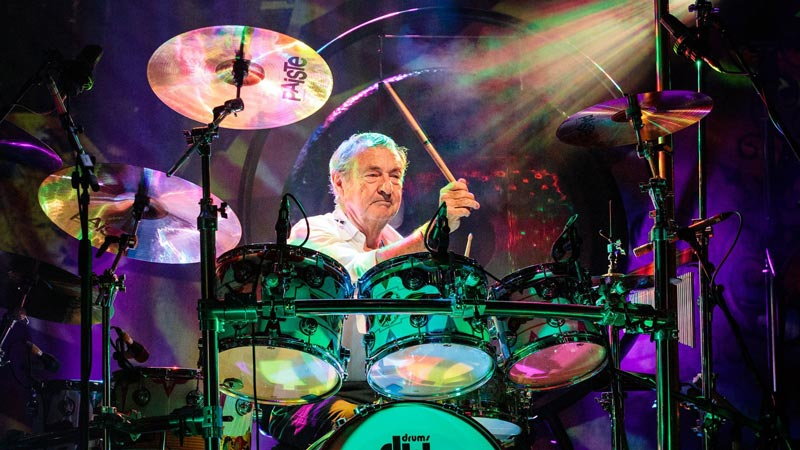 Nick Mason Declared His Five Favorite Syd Barrett Songs